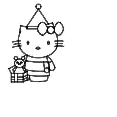 Image of hello kitty