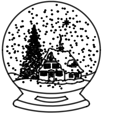 Image of snow globe