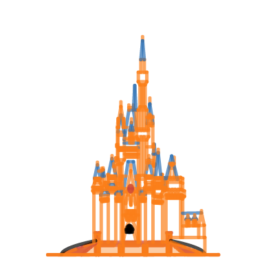 Image of Cinderella's Castle