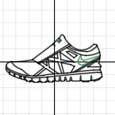 Image of Nike shoe